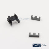 2set EF25 4+4pins Ferrite Cores bobbin, transformer core, inductor coil