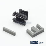 2set EI25 5+5pins PC40 Ferrite Cores and bobbin