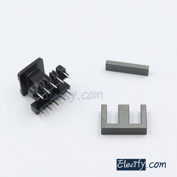 EI25 5+5pins PC40 Ferrite Cores and bobbin