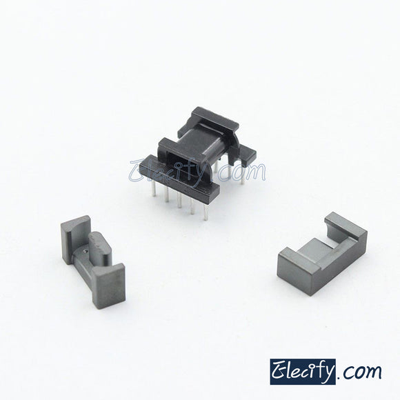 2set EPC17 5+5pins Ferrite Cores bobbin, transformer core, inductor coil