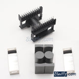ETD54 11+11pins PC40 Ferrite Cores and bobbin, transformer core