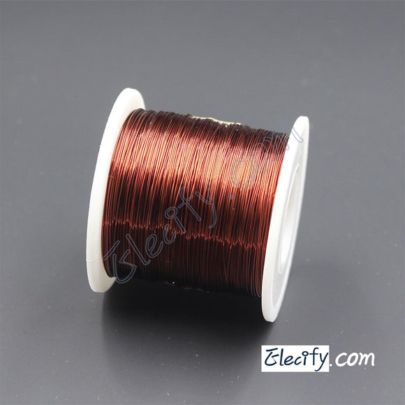 Enameled Wire 28AWG 150g, 0.31mm, 216m, Magnet Wire for Motor and transformer, 130C