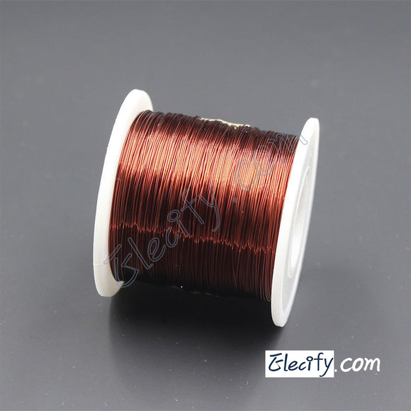 Enameled Wire 150g, 27AWG, 0.35mm,170m(520ft) Enamelled winding wire,Magnet Wire 130C
