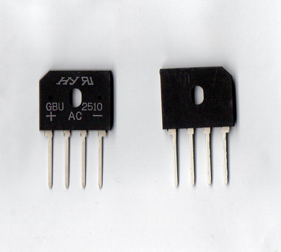 GBU2510 bridge rectifier 1000v 25A