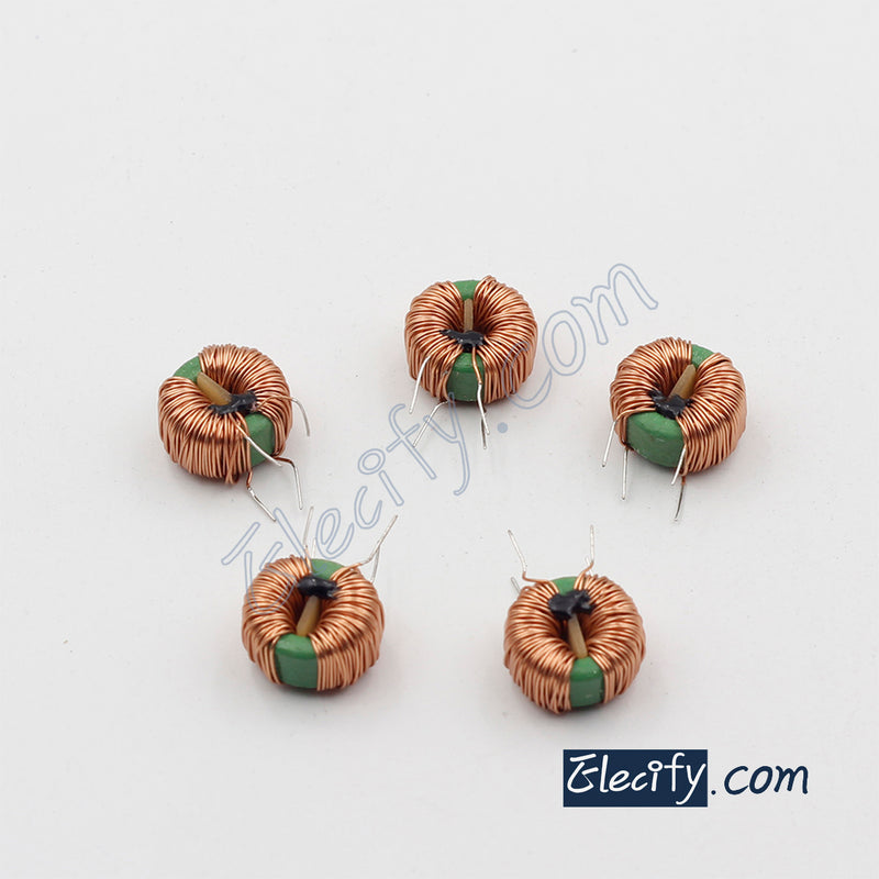 toroidal common mode choke 40mH, filter inductor, 18 x 10mm 2Pcs
