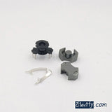 2set RM5 3+3pins Ferrite Cores bobbin,transformer core,inductor coil