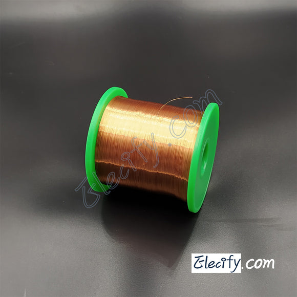copper enameled clad aluminum wire, 0.33mm, CCA wire