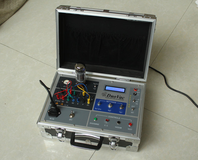Digital Vacuum Tube Tester, Duovac 1