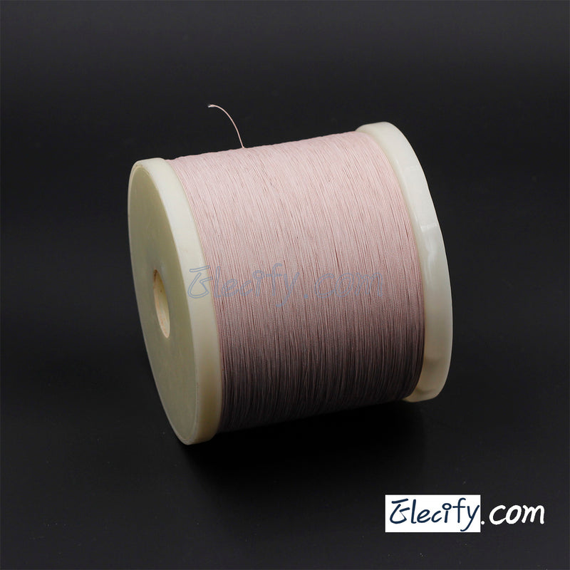 1m LITZ WIRE 20/46AWG, 20 Strands x 0.04mm