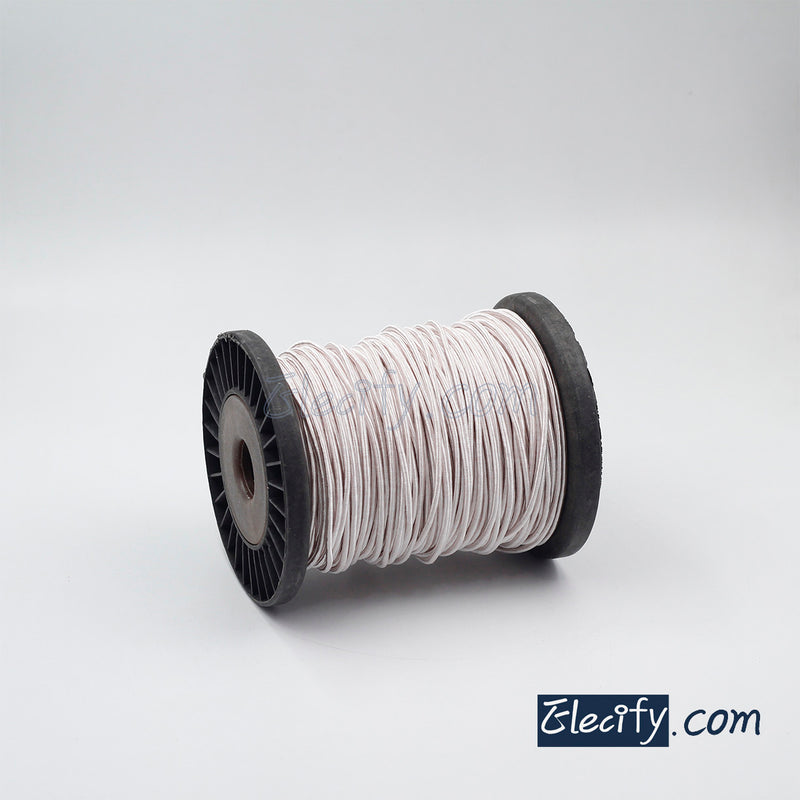 1m LITZ WIRE 1000/44AWG, 1000 strands x 0.05mm