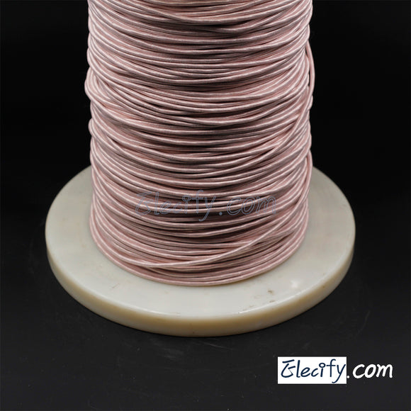 1m LITZ WIRE 1650/44AWG, 1650 Strands X 0.05mm