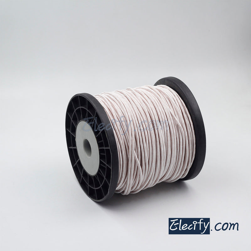 1m LITZ WIRE 2000/44AWG, 2000 strands x 0.05mm