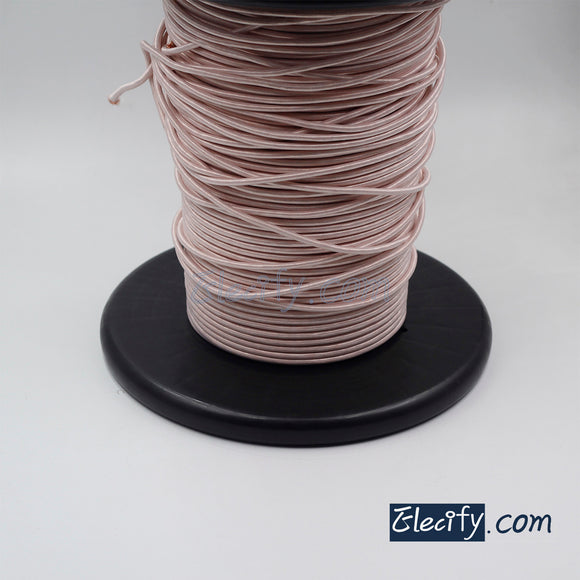 1m LITZ WIRE 2500/44AWG, 2500 Strands x 0.05mm