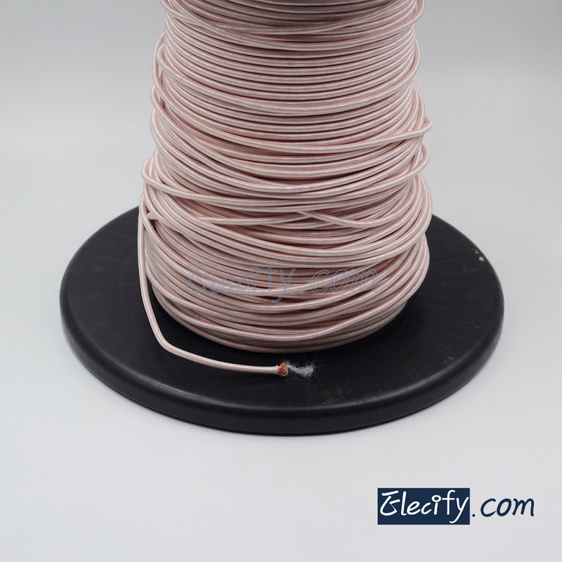1m Litz wire 3000/44AWG, 3000 x 0.05mm