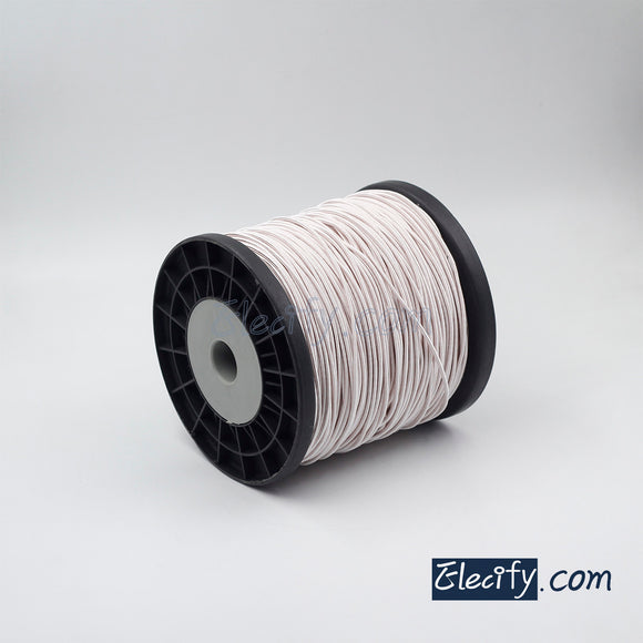 1m LITZ WIRE 800/44AWG, 800 strands x 0.05mm