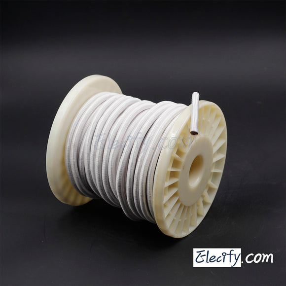 1m LITZ WIRE 3200/38AWG, 0.1mm x 3200 strands