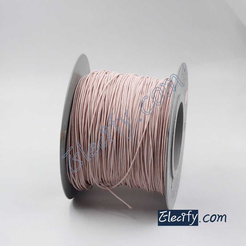 1m LITZ WIRE 300/32AWG, 300 strands X 0.2mm