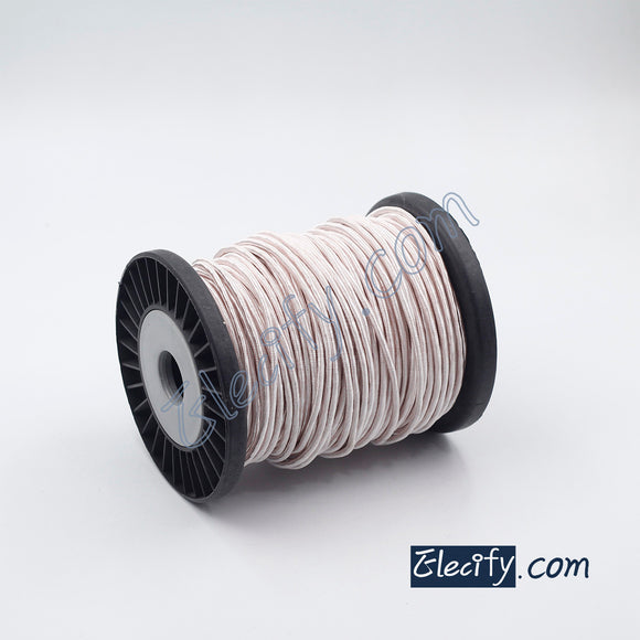 1m LITZ WIRE 550/32AWG, 550 strands X 0.2mm