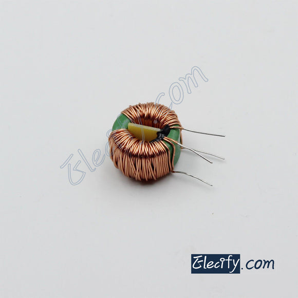 toroidal common mode choke 30mH, filter inductor, 18 x 10 x 10mm