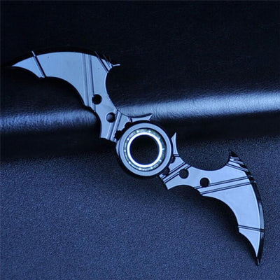 2017 Batman Fidget Spinner New Design with Ultra Bearings - FidgetSpinners.com