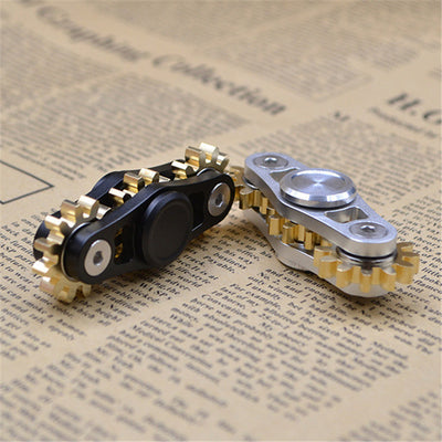 3 Gear Metal Hand Spinner
