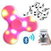 Latest Music LED Bluetooth Speaker Finger Spinner - FidgetSpinners.com