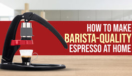 how to make espresso at home without a machine