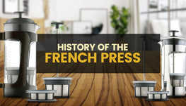 History Of The French Press Coffee Maker