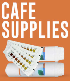 Coffee Supplies for Cafes