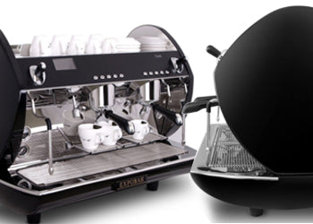 Espresso 2 Group ECO Carat Black Coffee Machine