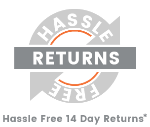 Hassle-free returns within 14 days