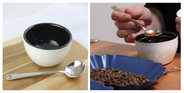 Rhino Professional Cupping Spoon