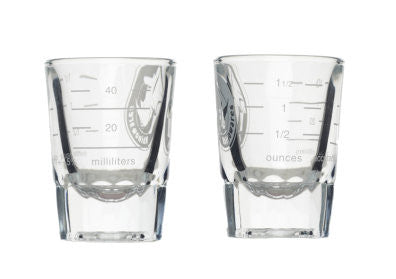 Rhino Shot Glass 60ml