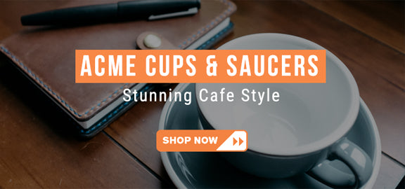 Acme Cups & Saucers