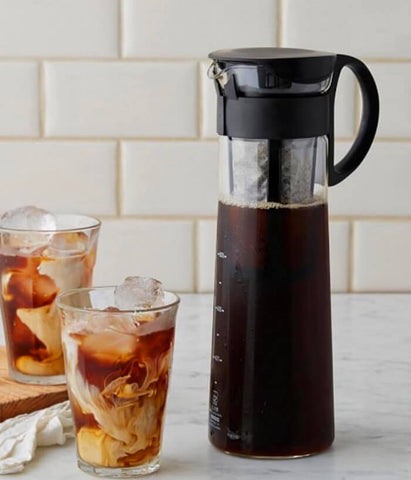 Hario cold coffee brew