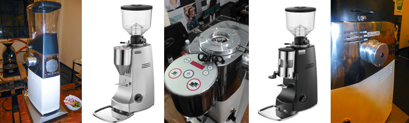 MAZZER Kold Coffee Grinders