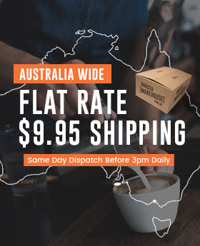 Flat Rate $9.95 Shipping