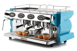 Espresso 3 Group ALFA Ruggero Multi Boiler Coffee Machine