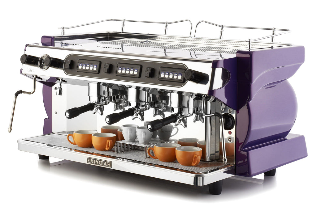 Espresso 3 Group ALFA Ruggero Coffee Machine, Coffee Machine, Espresso - Barista Warehouse