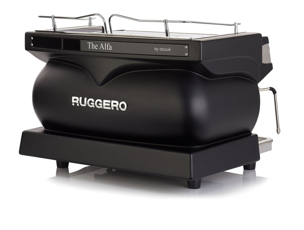 Espresso 2 Group ALFA Ruggero Coffee Machine, Coffee Machine, Espresso - Barista Warehouse