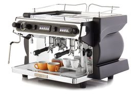 Espresso 2 Group ALFA Ruggero Coffee Machine