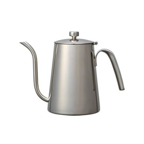 Kinto Stainless Pour Over Kettle, simple, Kinto - Barista Warehouse