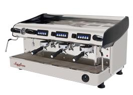 Expobar 3 Group Megacrem Coffee Machine, Coffee Machine, Expobar - Barista Warehouse