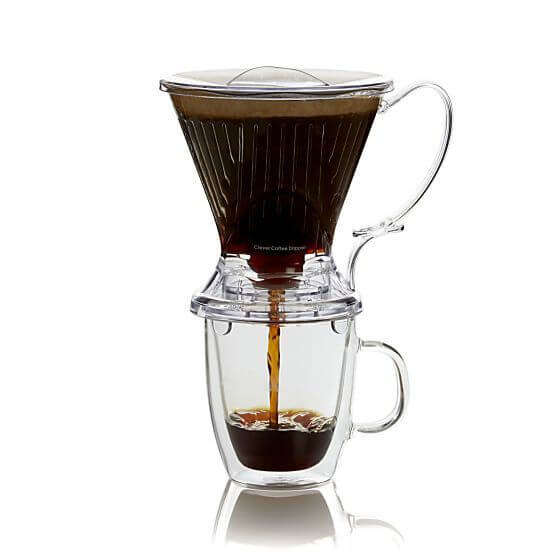 Clever Coffee Dripper - Small, simple, Clever - Barista Warehouse