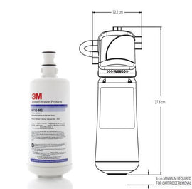 3M HF15-MS Replacement Water Filter, High Flow Series