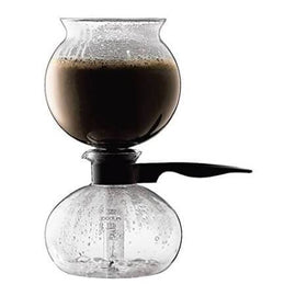 Bodum Pebo Syphon - Black, simple, Bodum - Barista Warehouse