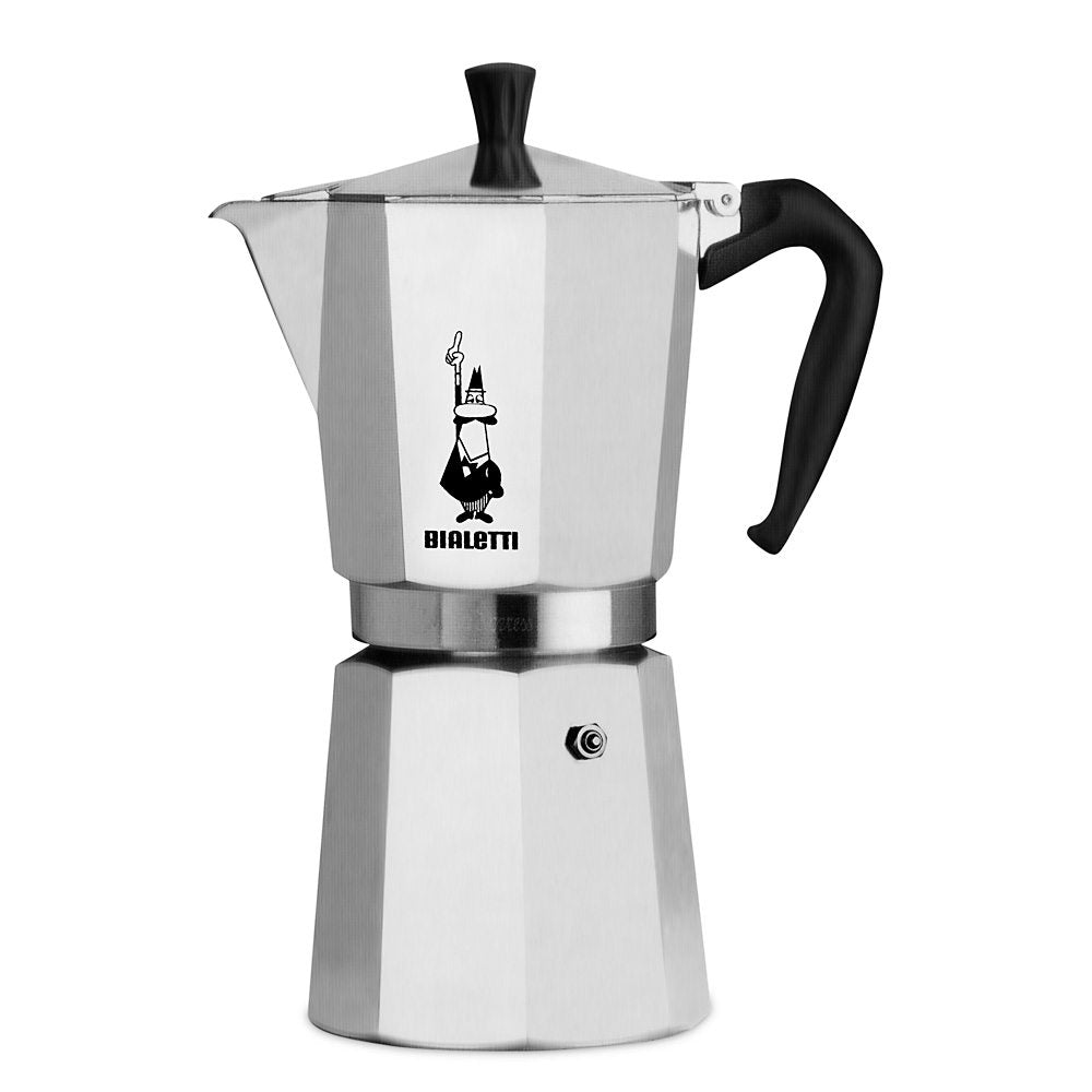 Bialetti MokaPot Express- All Sizes, variable, Bialetti - Barista Warehouse