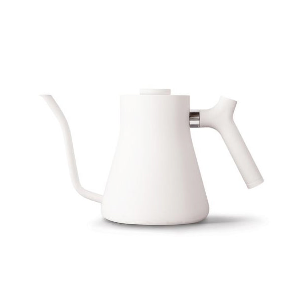Fellow Stagg White Kettle, simple, Barista Warehouse - Barista Warehouse