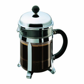 Bodum Chambord 3 Cup Press, simple, Bodum - Barista Warehouse