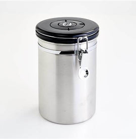 Friis - Silver (Black Lid), simple, Friis - Barista Warehouse